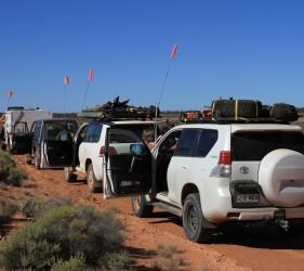 The convoy!