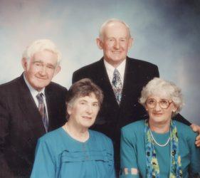 Jack, Clare, Jim & Eileen O'Dea