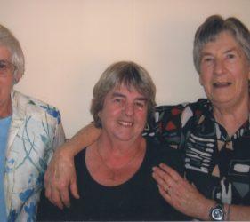 2007 Eileens 70th, Valda & Clare