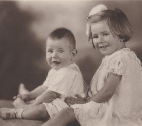 1935 Peter & Clare Abbott