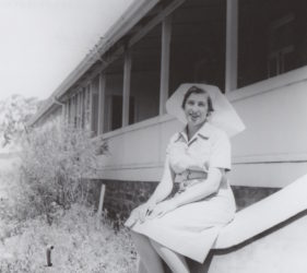 Clare at Gumeracha Hospital