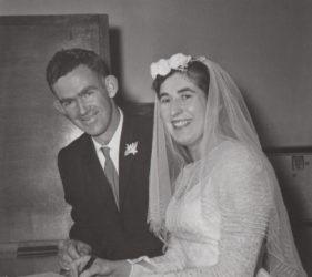 Clare & Jack Wedding
