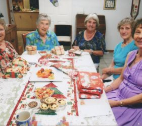 2013 Clare with Craft group