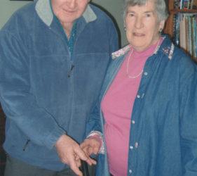 Jack & Clare 45th Wedding Anniversary