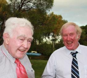 Jack and Malcolm O'Dea