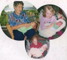 Clare, Katrina, Gabby, Rachael