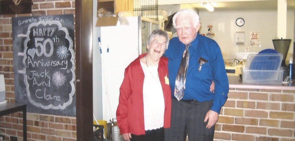 Clare and Jack O'Dea